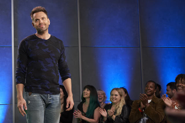 Still from 'The Joel McHale Show With Joel McHale'