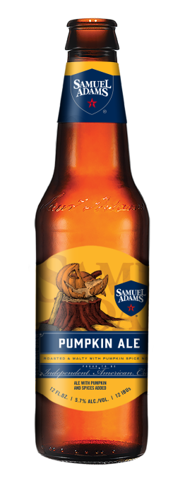 sam adams pumpkin ale