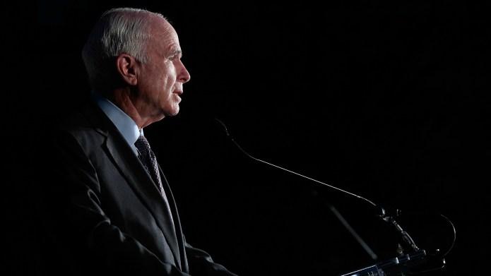 Senator John McCain