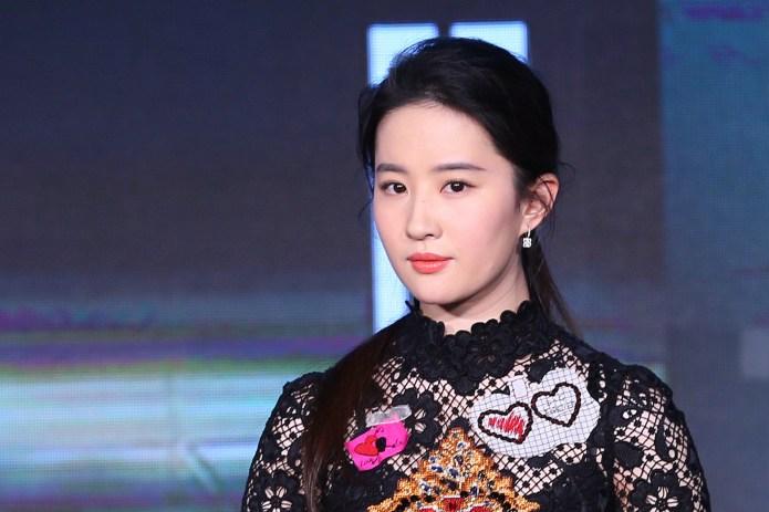 Actress Liu Yifei will star in