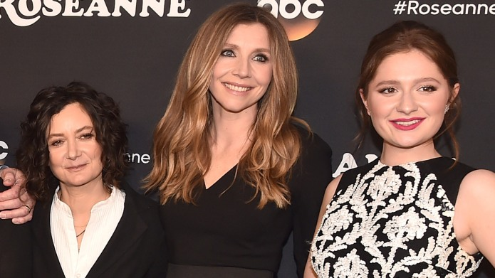 Cast of 'Roseanne' and 'The Conners'