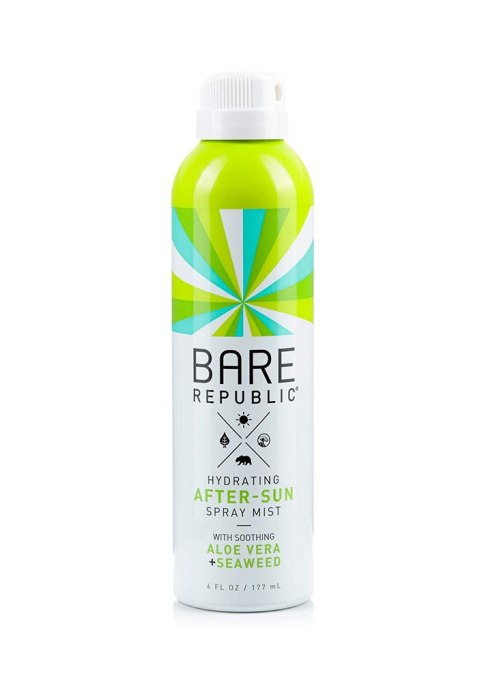 Bare Republic Hydrating After Sun Spray Mist with Aloe +Seaweed