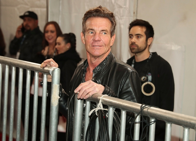 Dennis Quaid 62nd Annual Grammy Awards