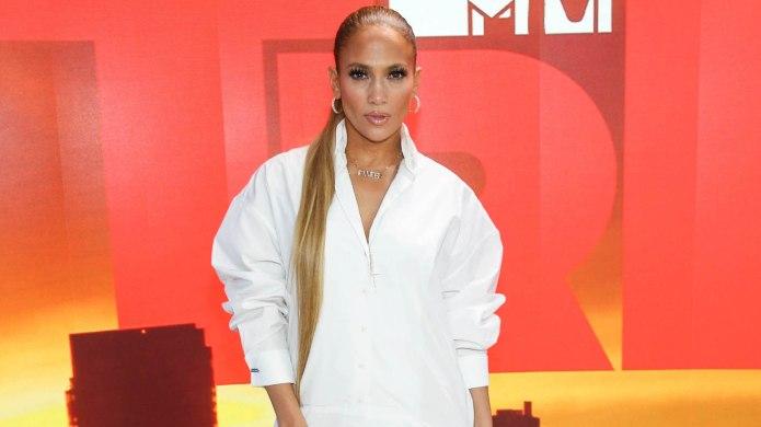 Jennifer Lopez announced as Michael Jackson