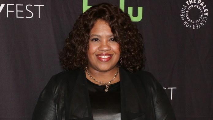 Chandra Wilson at Hulu premiere
