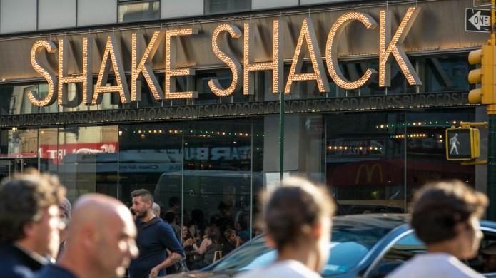 Shake Shack store front