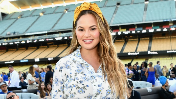 Chrissy Teigen Calls Out Racist Troll