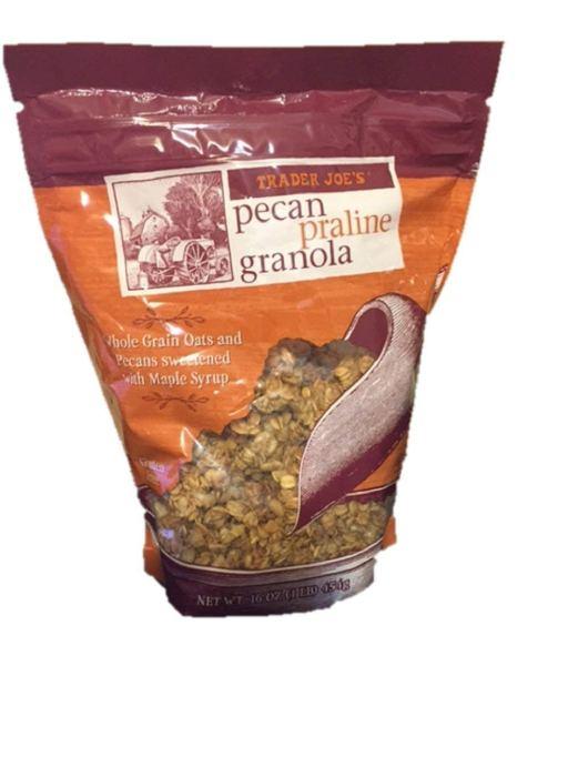 Pecan Praline Granola