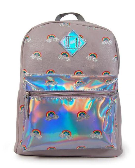 Rainbow BTS Backpack