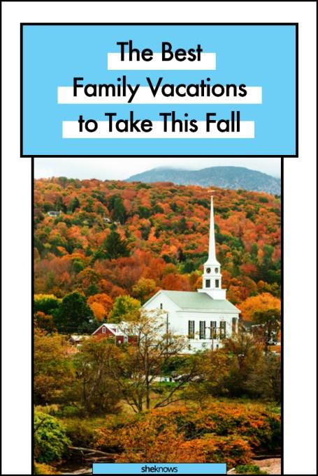 Best Fall Trips