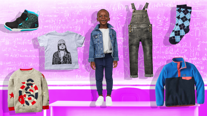 Back-to-School Clothes for Every Type