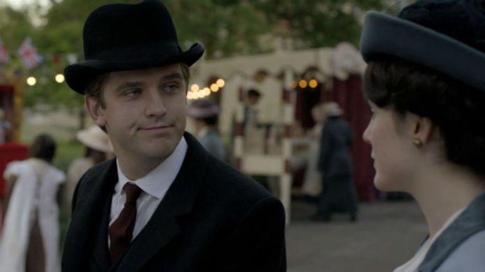 Matthew Crawley, Downton Abbey