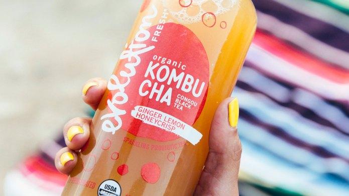 Starbucks kombucha drink