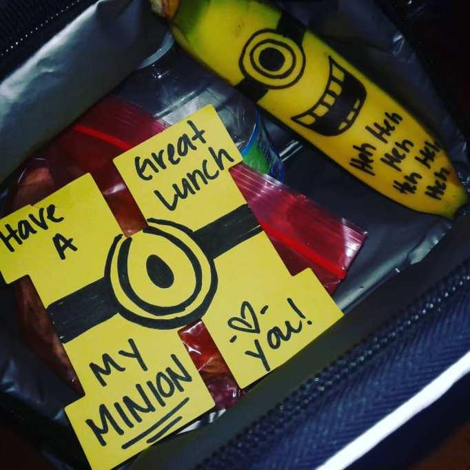 Minion Messages