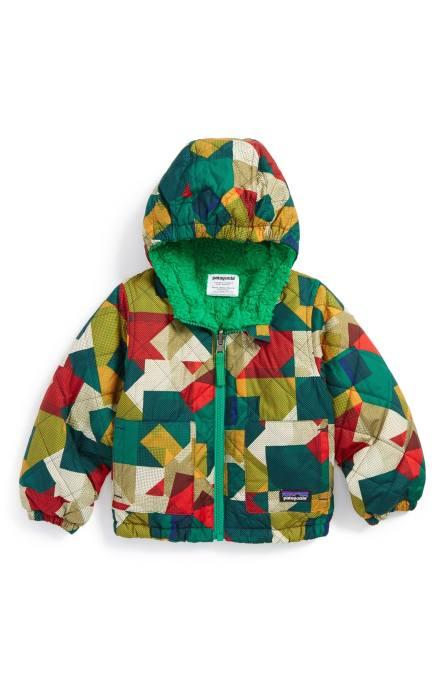 Tribbles Reversible Hooded Coat