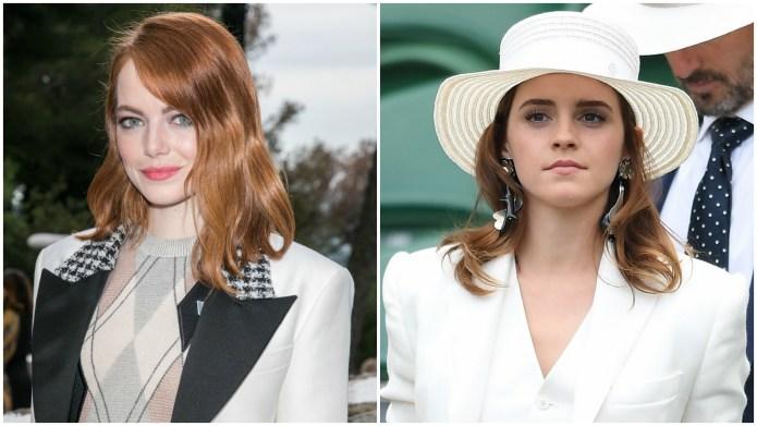 Emma Stone, Emma Watson
