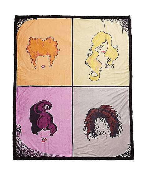 hocus pocus blanket