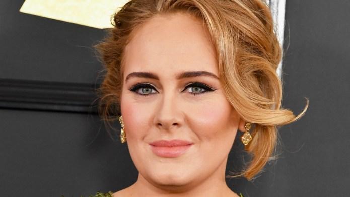 Grammy Award winner Adele