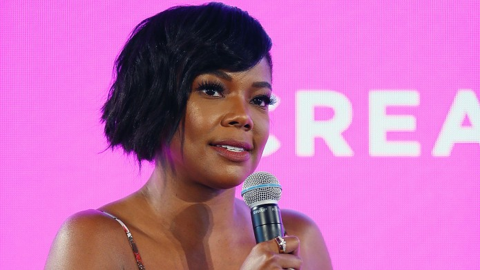 Gabrielle Union at BlogHer