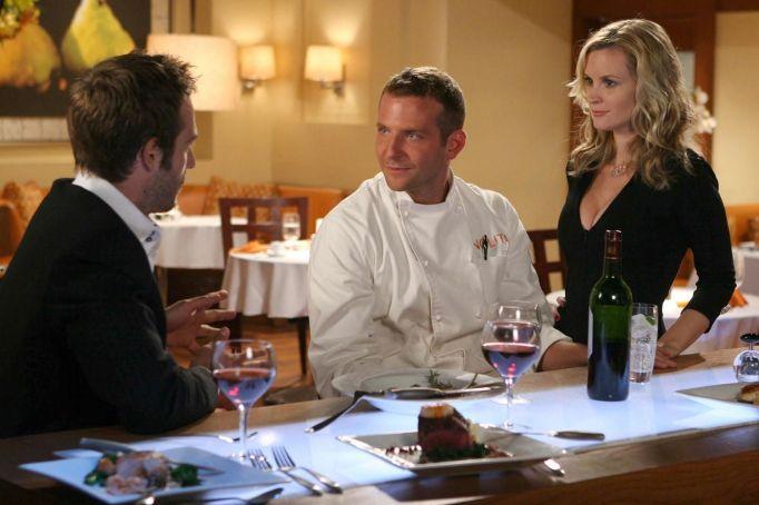 Still from 'Kitchen Confidential'