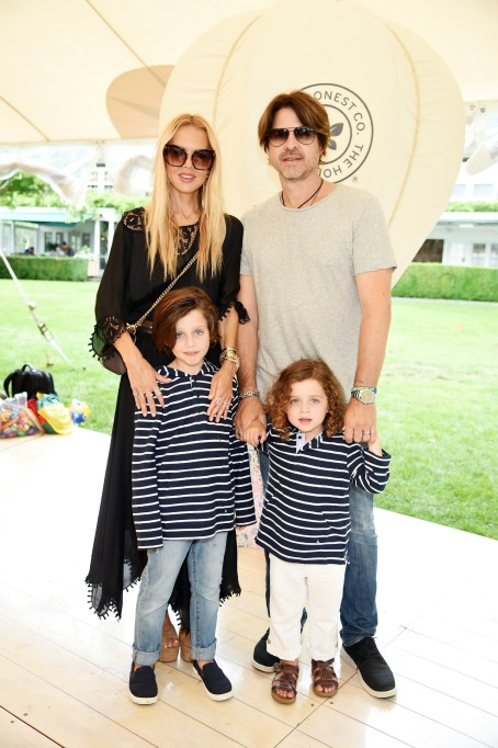 Photo of Rachel Zoe and family