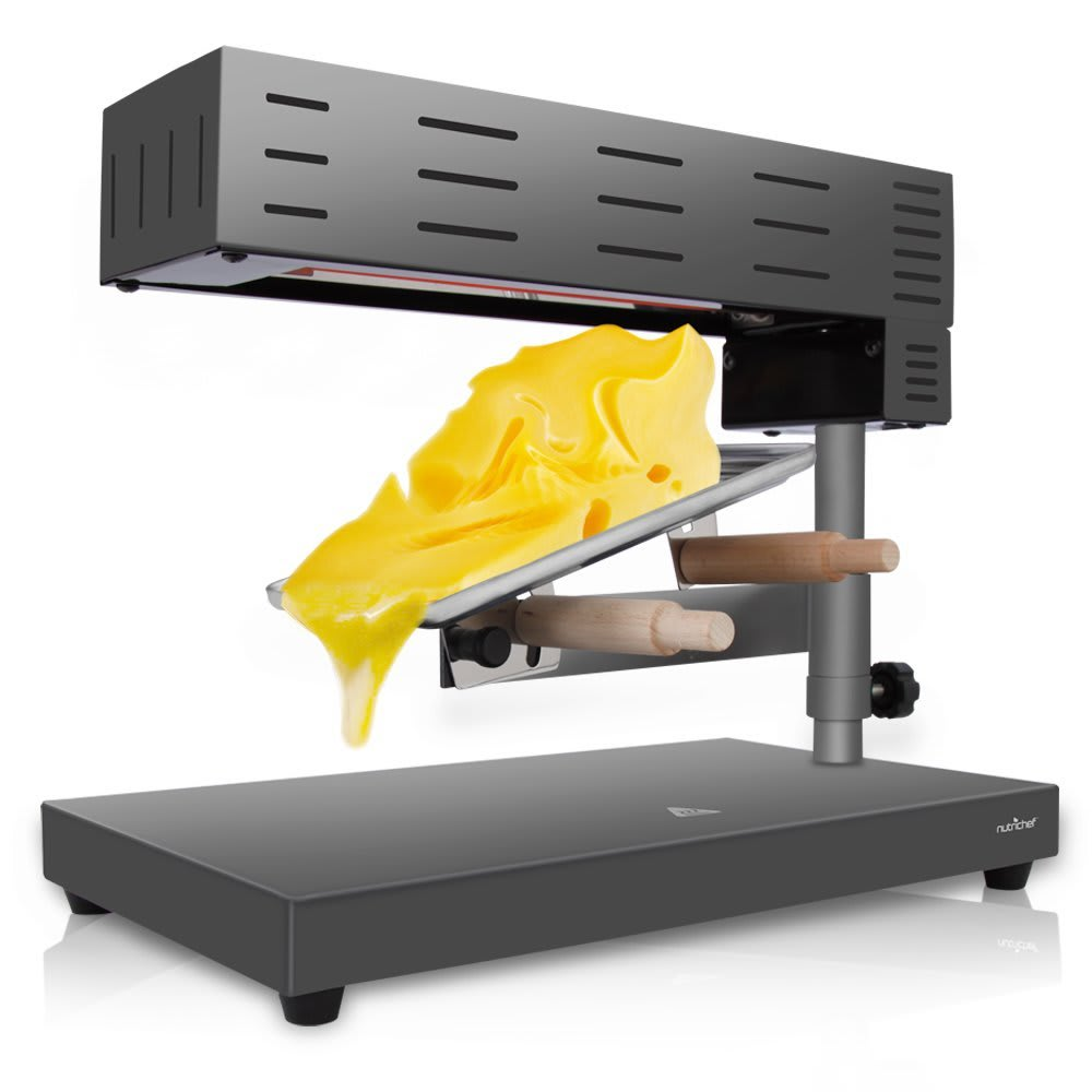 NutriChef cheese raclette machine