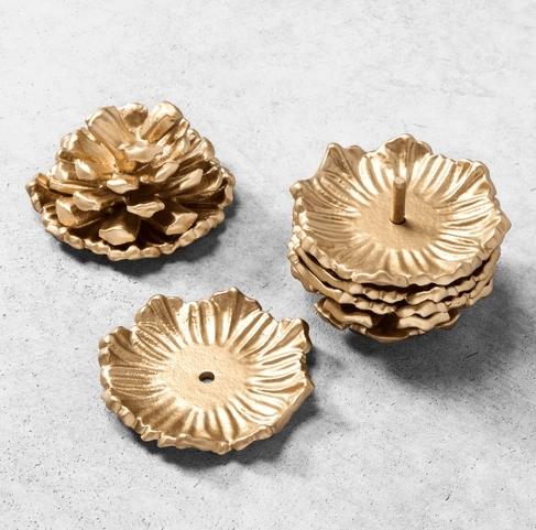 pinecone coasters