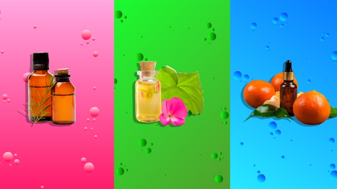 The Essential Oils You Should Pack