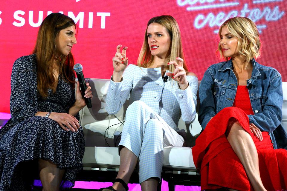BlogHer 18: Brooklyn Decker Dealing With Rejection