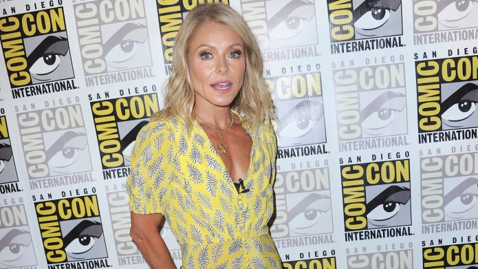 Kelly Ripa attends the 'Riverdale' special