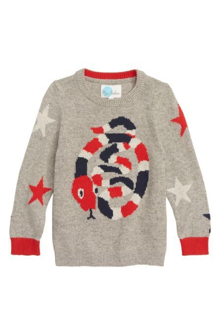 Boden Snake Sweater