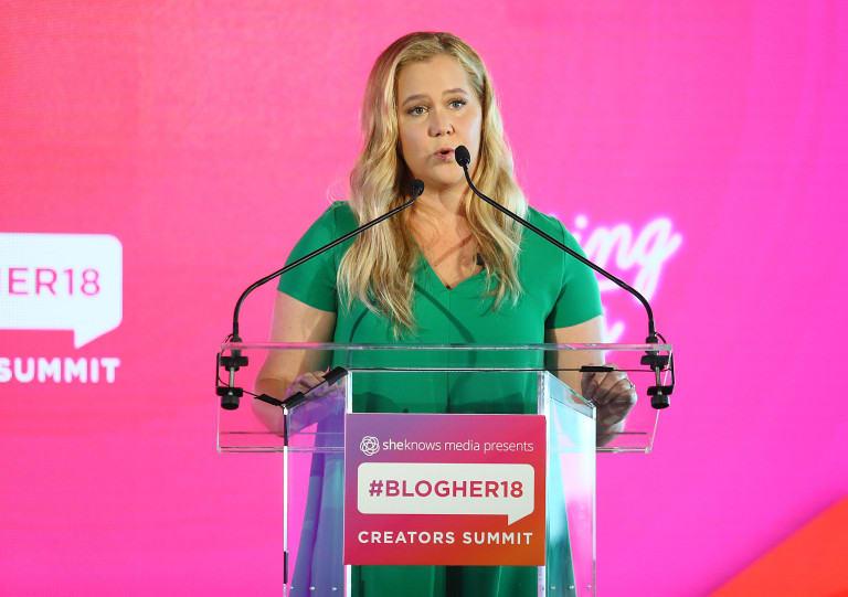BlogHer18 Creator Summit: Amy Schummer