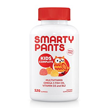 Smarty Pants Kids Gummy Vitamins