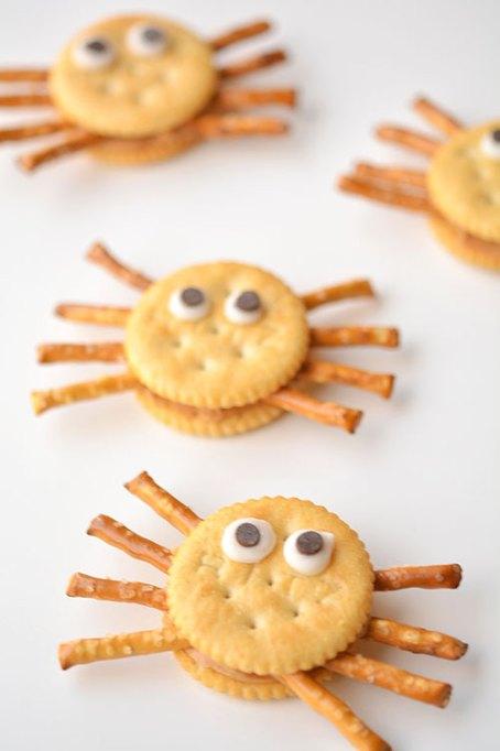 Cracker Spiders