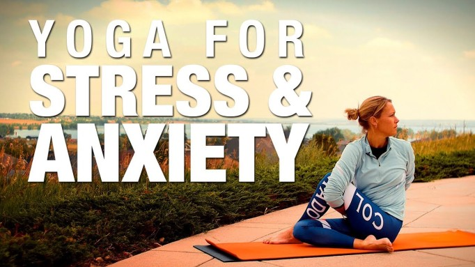 Yoga for Stress & Anxiety Yoga Class