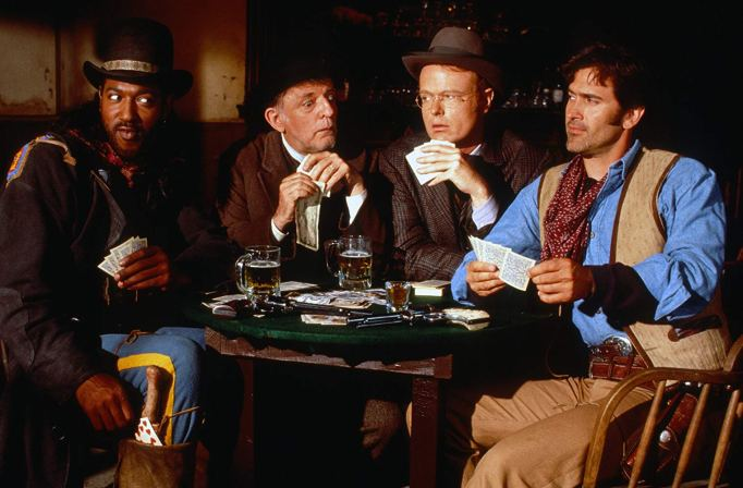 Still from 'The Adventures of Brisco County Jr.'