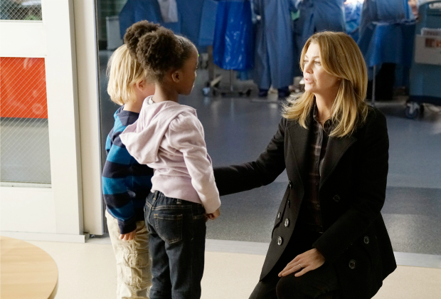 'Grey's Anatomy' Meredith Grey