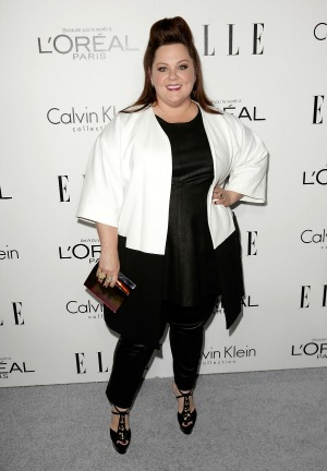 Melissa McCarthy opens up about Elle cover