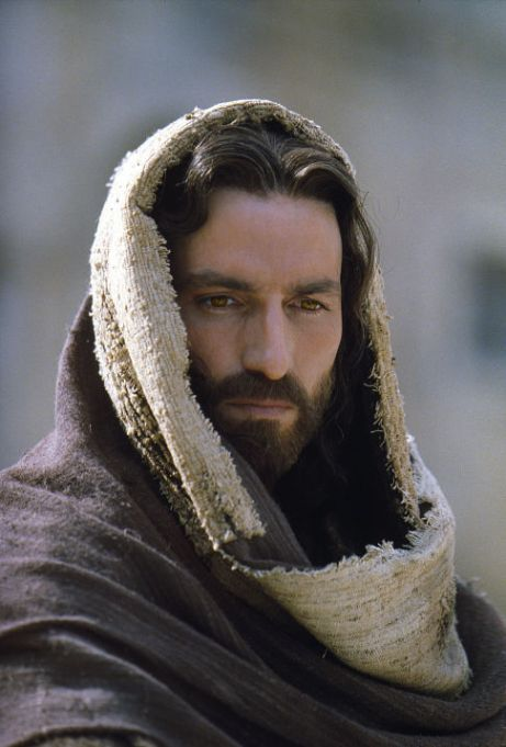 Jim Caviezel in The Passion of the Christ