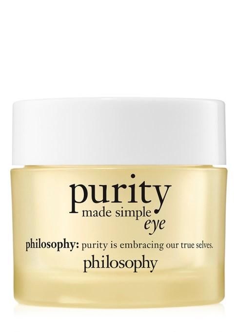 Philosophy Made Simple Eye Gel