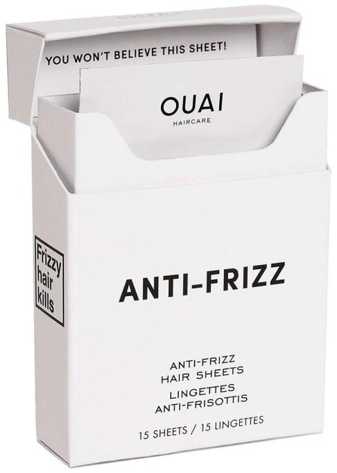 OUAI Anti-Frizz Hair Sheets