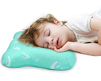 Toddler Antimicrobial Pillow and Pillowcase