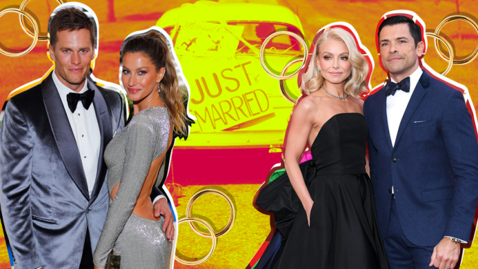 10 Celebrities Who Have Eloped