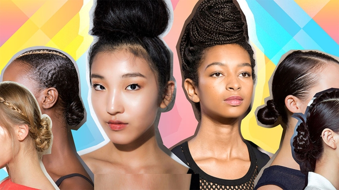 Runway-Approved Updos That Work on a