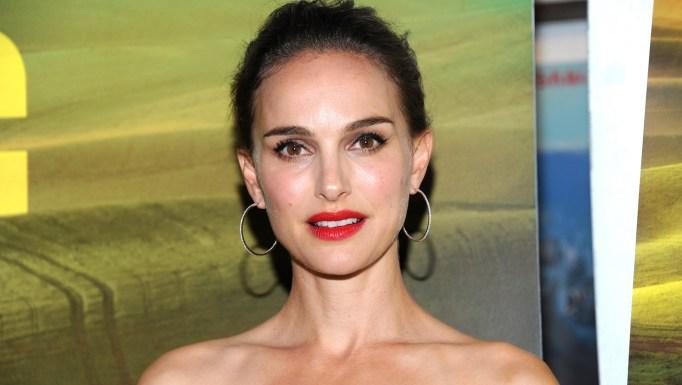 Natalie Portman attends 'Eating Animals' screening in New York