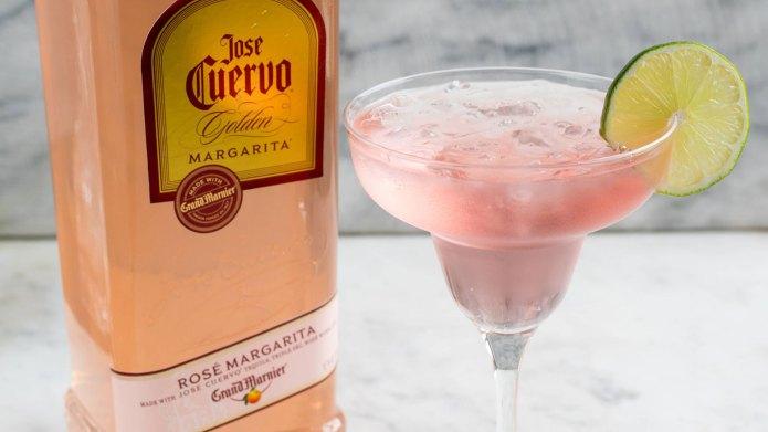 Jose Cuervo Golden Rosé Margarita