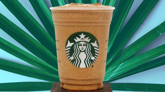 Starbucks protein blended cold brew