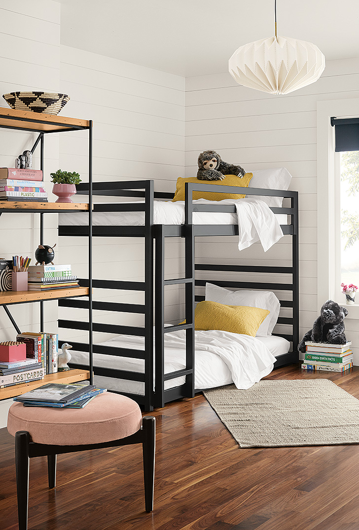 Picture of: Top 16 Best Bunk Beds For Kids Cute Safe For Toddlers Kids Sheknows