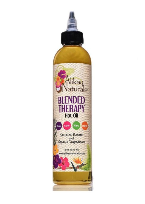 Alikay Naturals Blended Therapy Hot Oil Treatment