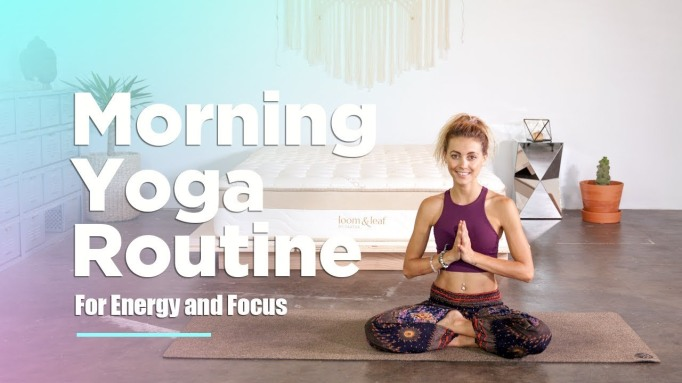 40-Minute Morning Yoga Class for Increased Energy and Focus